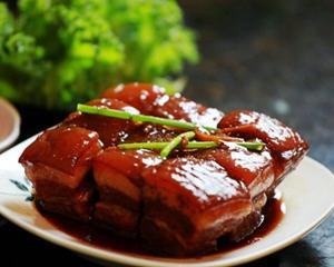 玫瑰蜜枣红烧肉