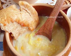 奶油白菜浓汤
