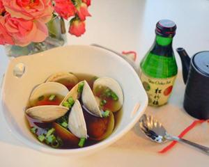 清酒煮蛤蜊