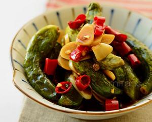 黄瓜钮腌菜