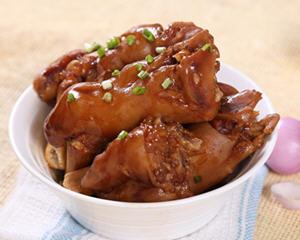 酱焖羊蹄(自动烹饪锅版)
