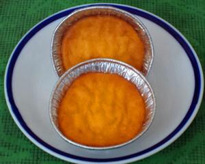 自制日本南瓜蛋挞