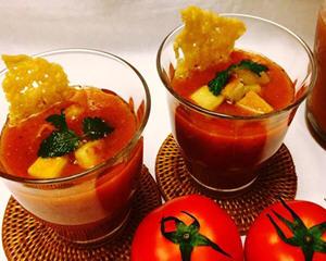 Gazpacho西班牙蕃茄冷汤