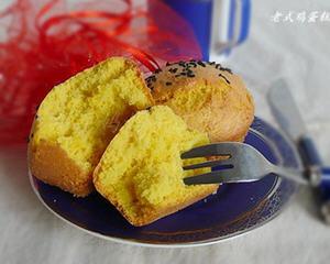 老式鸡蛋糕(无油无水的低热量蛋糕)