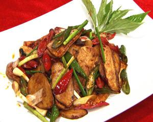素回锅肉(养生厨房)