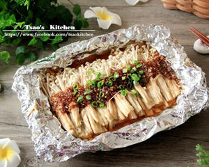 蒜蓉奶油金针菇