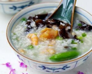 干贝海鲜粥(电压力锅版)