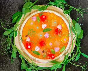 木瓜鱼子酱