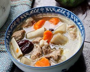牛蒡羊肉汤