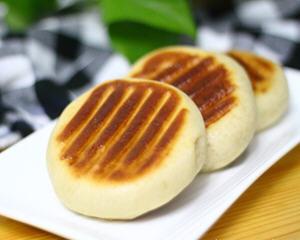 椰蓉口味的山药馅饼