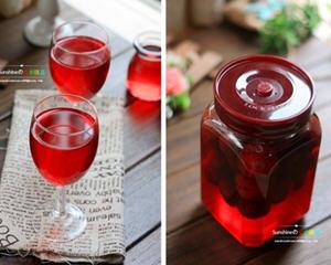 杨梅酒的酿制方法
