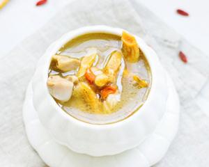 沙参玉竹猪骨汤
