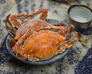 盐焗蟹电饭煲