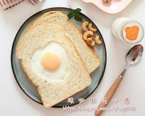 淡奶油土司面包机版