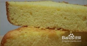 面包机做蛋糕的方法