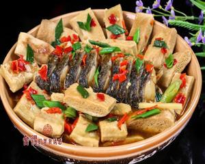 鱼香灌汤豆腐