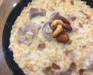 芋头燕麦粥