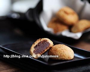 蓝莓芝士酥饼(君之版)