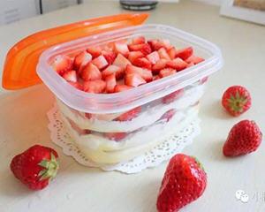 草莓千层盒子