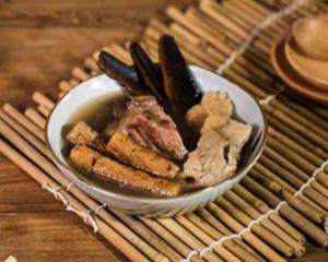 灵芝茯神汤