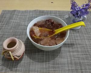 平民燕窝桃胶银耳蔓越莓糖水