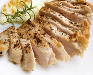 盐水腌渍法做厚煎猪排
