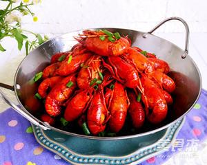 椒盐小龙虾