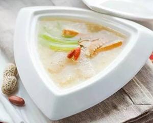 小米竹荪汤