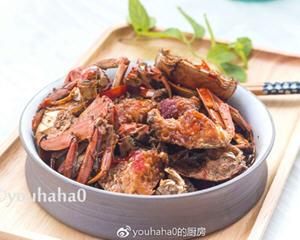 香辣炒蟹最简单的做法