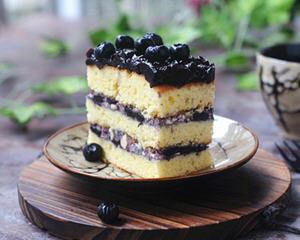 蔓越莓蛋糕片