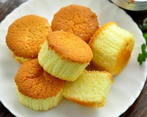 奶香鸡蛋糕