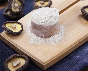 破壁机做香菇粉