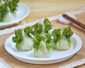 广东翡翠虾饺