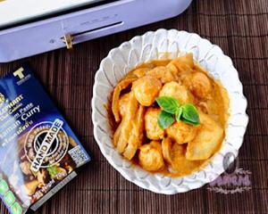 蓝象马沙文咖喱