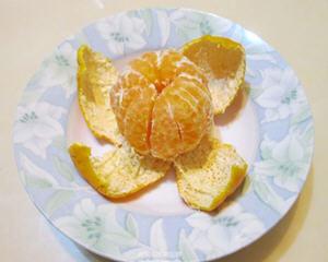 盐蒸橘子治咳嗽(适合风热咳嗽)
