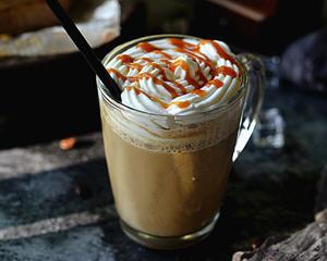 星巴克焦糖咖啡星冰乐