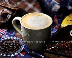 黑豆浆咖啡
