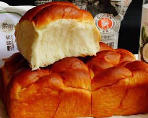 椰子油老面包