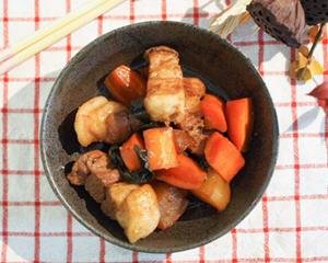 日式猪肉角煮