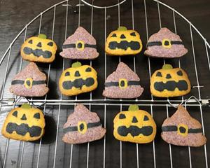 万圣节造型饼干