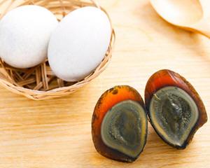 土方法自制皮蛋(真正的无铅皮蛋)