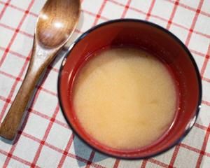 日本味噌汤的基本煮法