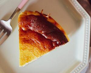 风靡ins热销百万的巴斯克式烤芝士蛋糕