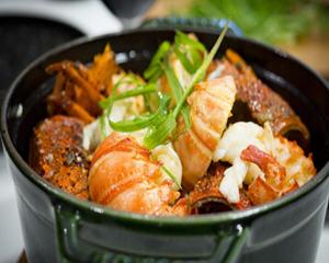 原味焗龙虾