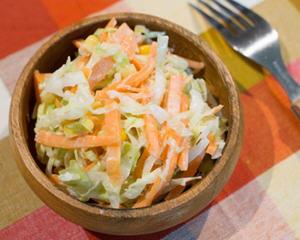 美式凉拌高丽菜沙拉