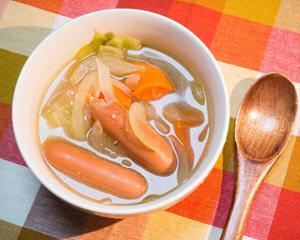 简易版法式蔬菜浓汤