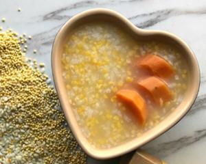 番薯小米粥