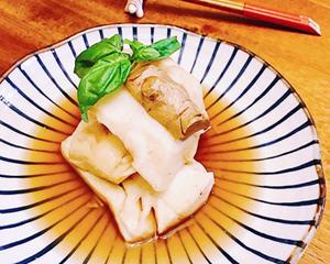 葱姜清蒸鳕鱼(电锅版)