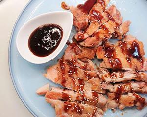日式烧肉酱煎鸡腿排