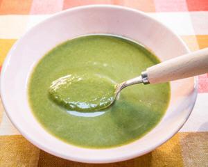 西式菠菜浓汤
